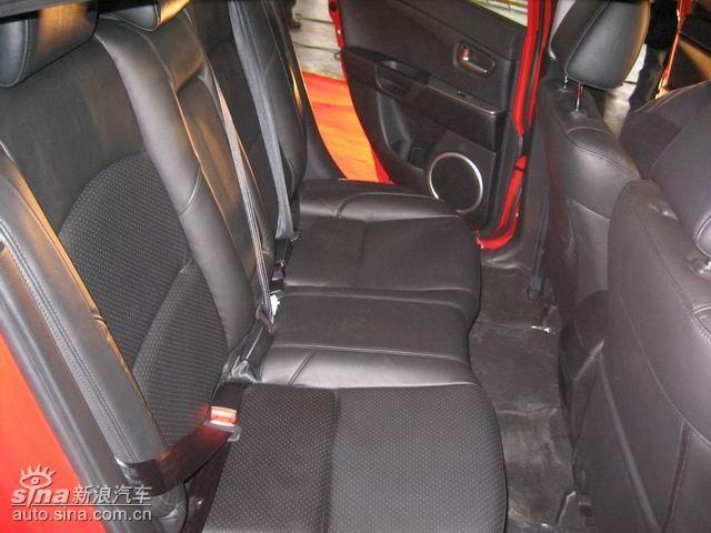 Mazda3座椅