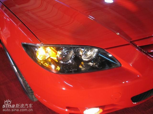 Mazda3前大灯