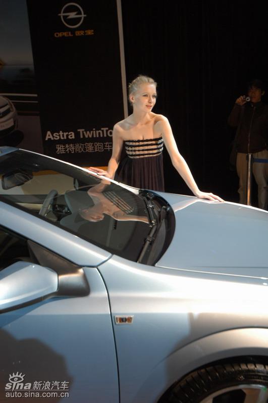 欧宝雅特敞篷跑车和欧宝雅特GTC全景风挡版.这两款雅特家族的新高清图片