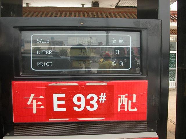 柴油汽车油表接线图