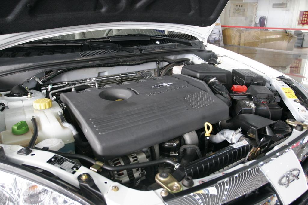 奇瑞A5发动机-奇瑞A5图片