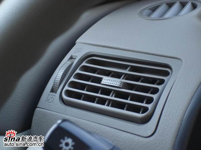 图为比亚迪F3空调出风口图片.-空调出风口高清图片