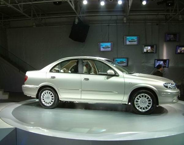 2004款阳光