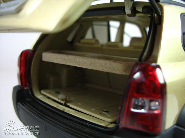 北京现代途胜汽车模型高清图片