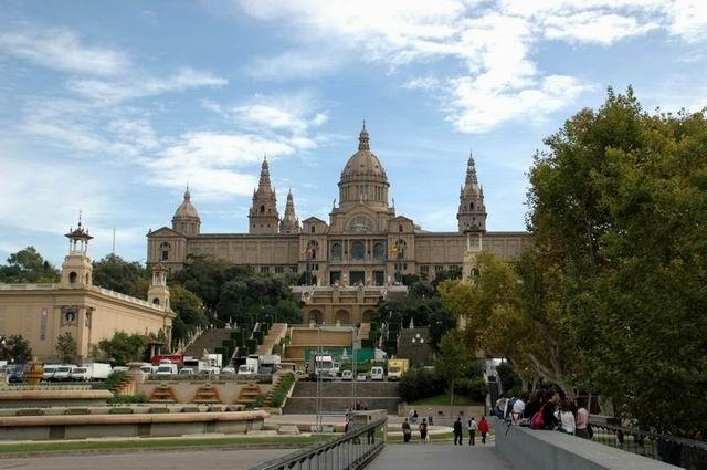 西班牙国王行宫