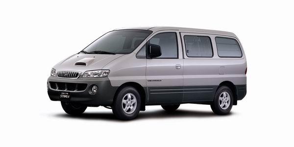 瑞风韩国原型车