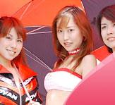 2005上海车展模特评选