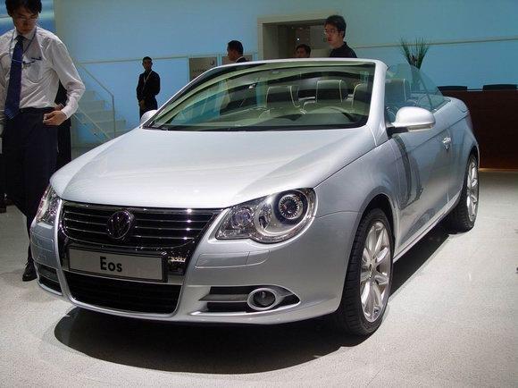 大众进口汽车全系亮相2007上海车展高清图片