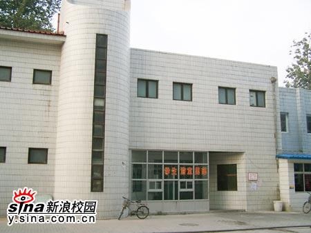 女生特派员:北京交通大学(校园)组图QQ卸图片