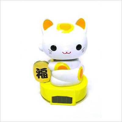 组图:超级可爱的吉祥猫猫物件