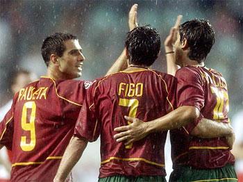 10镜头回顾菲戈世界杯之旅15载黄金一代终成回忆