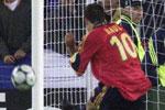 2000年欧洲杯,劳尔踢飞点球