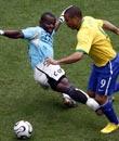罗纳尔多VS加纳