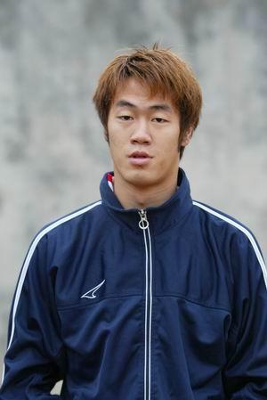 资料图片-05中甲广州日之泉队队员照片前卫陈谦