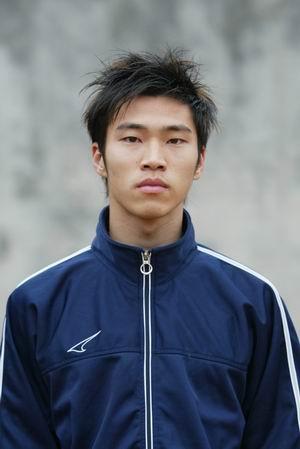资料图片-05中甲广州日之泉队队员照片前卫杜志强