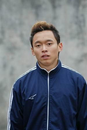资料图片-05中甲广州日之泉队队员照片前卫刘国根