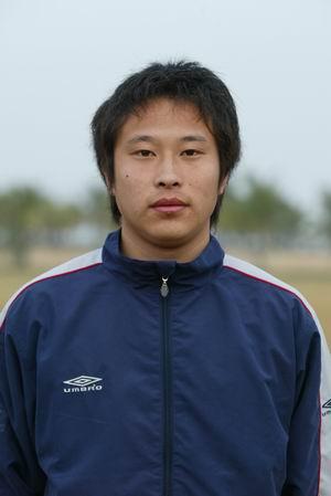 资料图片-中甲南京有有队队员照片前卫刘雪峰