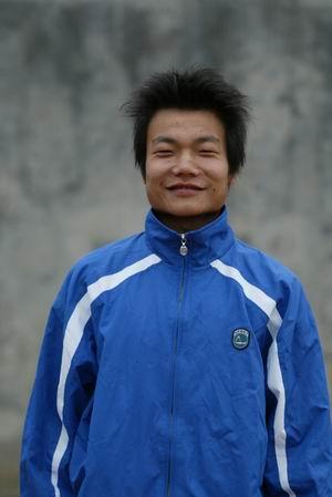 资料图片-05中甲湖南湘军队队员照片后卫王康