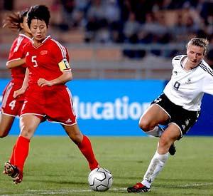 女足世青赛-中国女足0-2德国未能复仇屈居亚军
