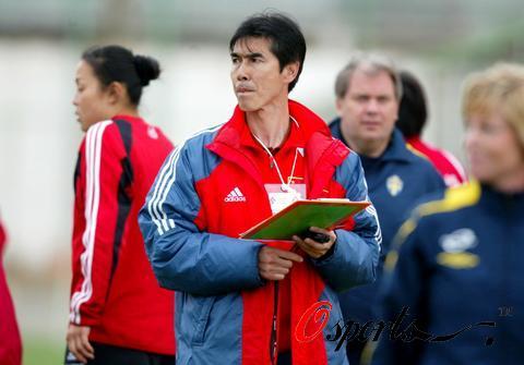 阿尔加夫杯-中国女足0-2瑞典铿锵玫瑰岌岌可危