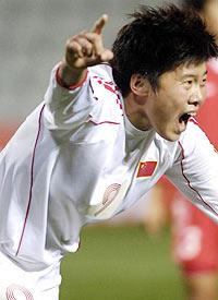 女足亚洲杯-马晓旭头球定乾坤1-0朝鲜决战澳洲