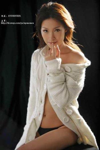 网络美女Ayawawa对话申思性感诱惑不可阻挡