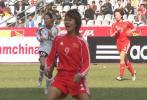 图文-[四国赛]中国女足0-0德国韩端遗憾失良机