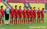 图文-[亚运]中国女足VS韩国11朵玫瑰期待绽放