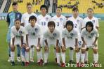 图文-[亚运]中国女足VS韩国韩队员跃跃欲试