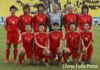 图文-[亚运]中国女足VS韩国中国玫瑰信心十足