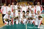 中国女篮轻取台北卫冕成功九度征战亚运会四夺金