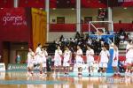图文-亚运男篮决赛中国对卡塔尔中国军团出场