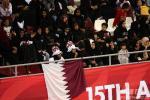 图文-亚运男篮决战中国对卡塔尔东道主的球迷
