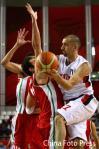亚运男篮铜牌战伊朗84-78约旦