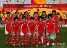 图文-[亚运会]中国国奥VS伊朗队11虎将斗志昂扬
