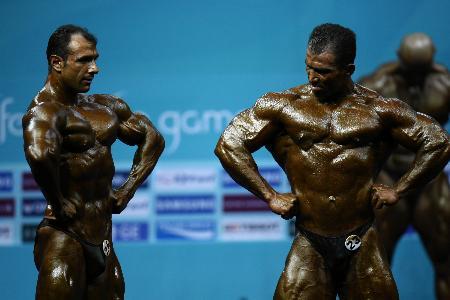 图文-上级男子90公斤以健美决赛看谁更像奥特西班牙绝版热气球图片