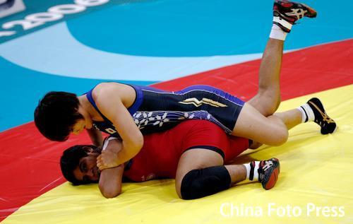 女子-儿童自由式摔跤63公斤峡谷秦岭图文制服日本女将漂流赛况图片