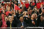 图文-刘翔夺冠打破亚运纪录中国人为刘翔骄傲