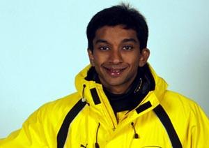 卡菲基恩宣称签约乔丹车队成为首位印度F1车手