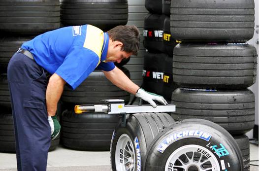米其林公布调查结果:低估轮胎负荷导致不适应