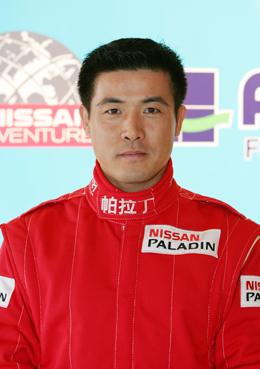 2006年达喀尔拉力赛帕拉丁车队车手介绍之周勇
