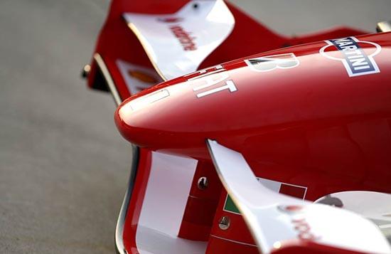 法拉利前翼违规铁证如山8车队等待FIA作出解释