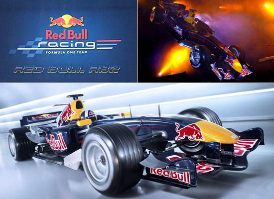 世界一级方程式锦标赛参赛车型介绍之红牛RB2