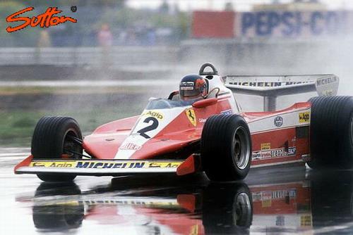 F1加拿大大奖赛经典回顾舒马赫的另一个七冠王