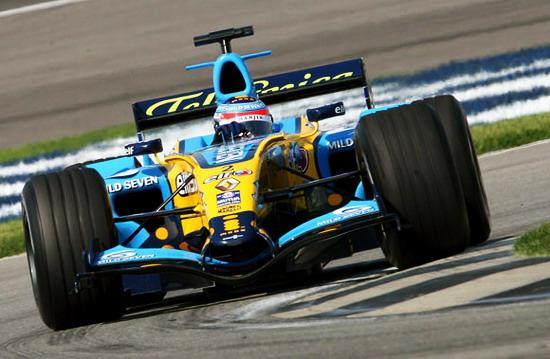 阿隆索赛车又增30马力称舒米难将差距缩到15分内