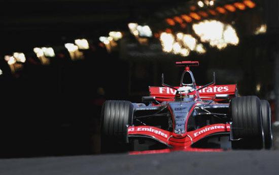 新加坡申办F1推至4月决定夜间街道赛史无前例