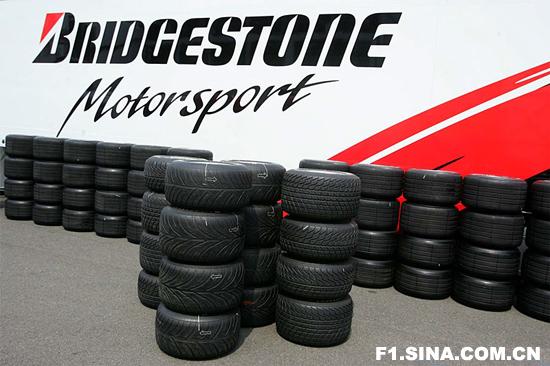 普利司通轮胎情报:生产4种配方软与中软差距0.5秒