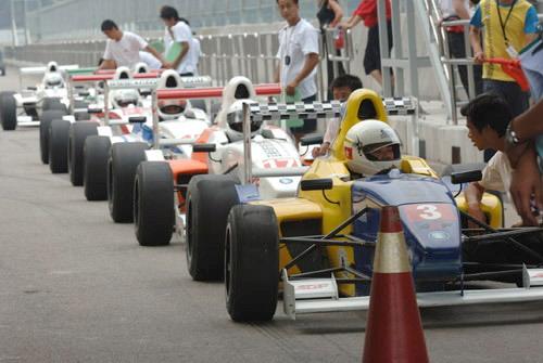 AGF珠海选拔07赛季车手3大亮点铁定打造精彩赛事