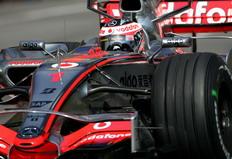 F1摩纳哥站首次练习:迈凯轮表现抢眼阿隆索第一
