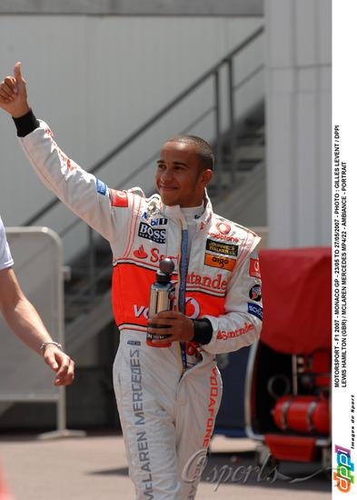 """汉密尔顿""""终于""""出错了!迈凯轮对撞车轻描淡写"""